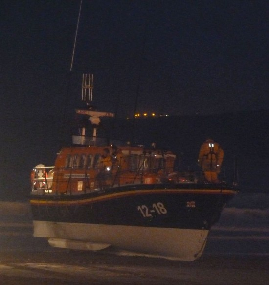 Scarborough Lifeboat